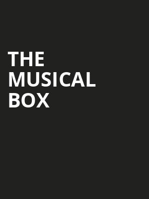 The Musical Box, Wellmont Theatre, New York