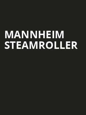 Mannheim Steamroller, Prudential Hall, New York