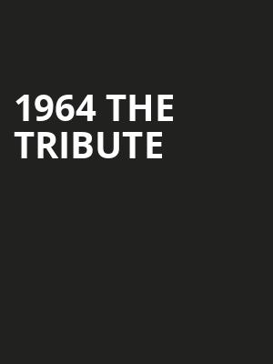 1964 The Tribute, Wellmont Theatre, New York
