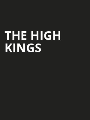 The High Kings Poster