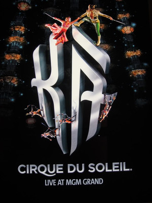 Cirque Du Soleil - Ka at Wings Theater