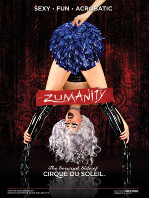 Cirque Du Soleil - Zumanity at Gallery MC