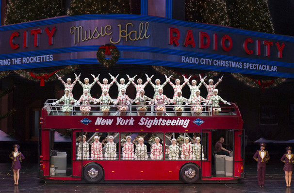 Tickets For The Rockettes Christmas Show