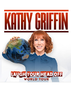 Kathy Griffin at Bergen Performing Arts Center