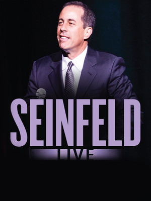Jerry Seinfeld at Theater at Madison Square Garden