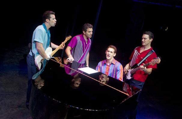 Jersey Boys, New York City: Address, Phone Number, Jersey Boys Reviews: 5/5
