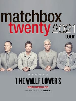 Matchbox Twenty at Wellmont Theatre