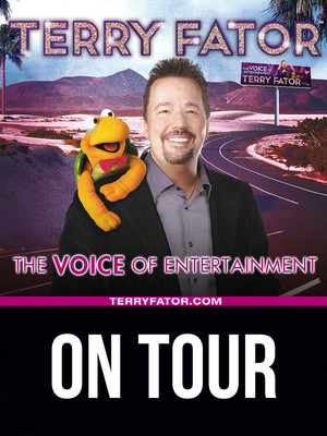 Terry Fator at Wings Theater
