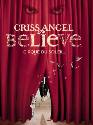 Cirque Du Soleil - Criss Angel Believe at Jane Street Theater