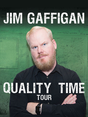 Jim Gaffigan at Wellmont Theatre