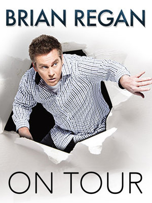Brian Regan at 13th Street Repertory Theater