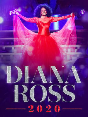 Diana Ross at Theater at Madison Square Garden