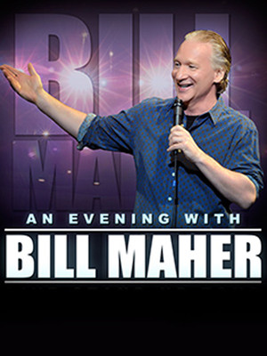 Bill Maher at NYCB Theatre at Westbury