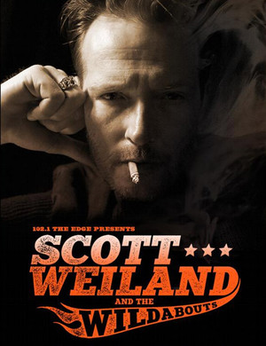 Scott Weiland at Highline Ballroom