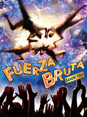 Fuerza Bruta: Look Up at Daryl Roth Theater
