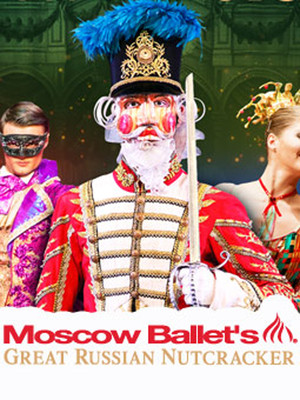 Moscow Ballet's Great Russian Nutcracker at Hammerstein Ballroom