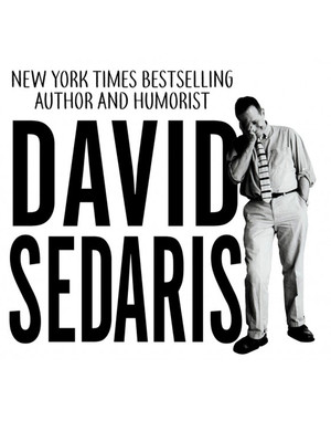 David Sedaris at Isaac Stern Auditorium