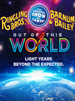 Ringling Bros. And Barnum & Bailey Circus at Prudential Center