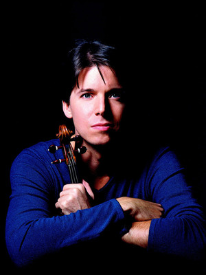 Joshua Bell at Isaac Stern Auditorium
