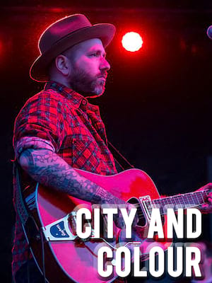 City And Colour at Rumsey Playfield SummerStage Central Park