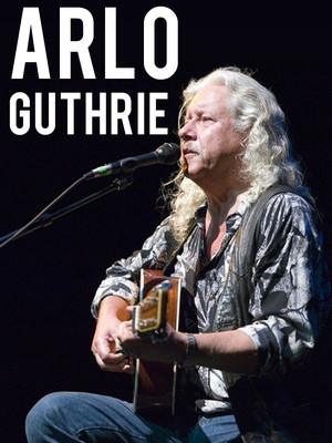 Arlo Guthrie at Bethel Woods Center For The Arts