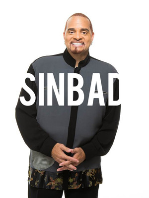 Sinbad at Bergen Performing Arts Center