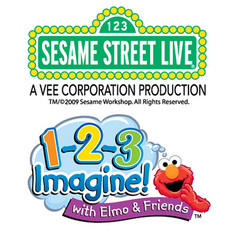 Sesame Street Live 123 Imagine At Theater At Madison Square Garden At Madison Square Garden New