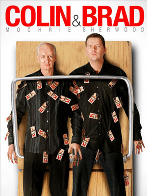 Colin Mochrie & Brad Sherwood at St. George Theatre