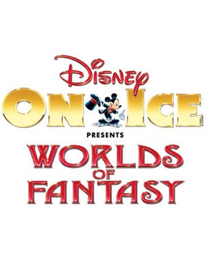 Disney On Ice: Worlds of Fantasy at 13th Street Repertory Theater