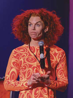 Carrot Top at NYCB Theatre at Westbury