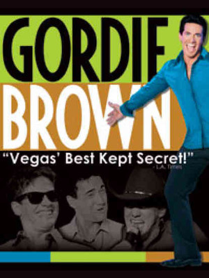 Gordie Brown at Kraine Theater