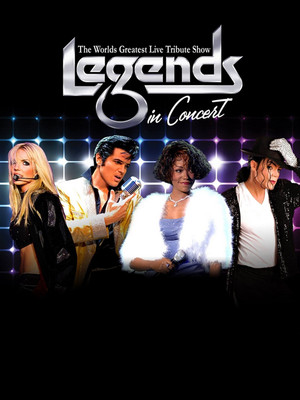 Legends In Concert at 13th Street Repertory Theater