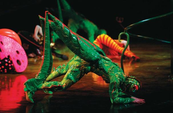 Cirque Du Soleil Salzburg
