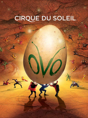 Cirque Du Soleil - Ovo at Barclays Center
