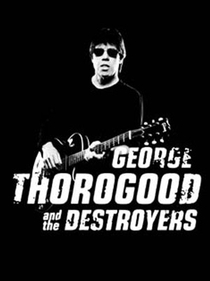 George Thorogood  at Bethel Woods Center For The Arts