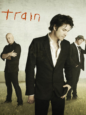Train at Radio City Music Hall
