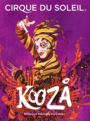 Cirque du Soleil - Kooza at 14th Street Y Theater