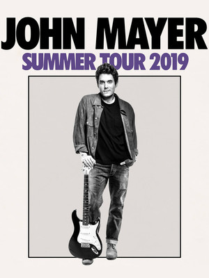 John Mayer at Barclays Center