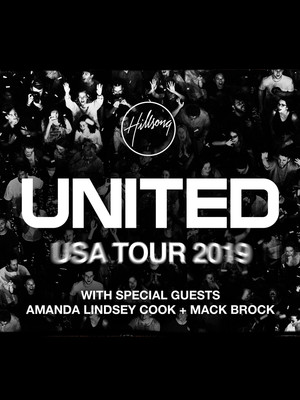 Hillsong United at Prudential Center
