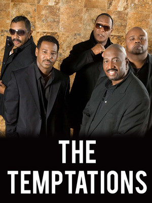 The Temptations at Tarrytown Music Hall