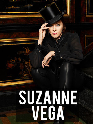 Suzanne Vega at Bergen Performing Arts Center