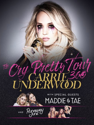 Carrie Underwood at Times Union Center