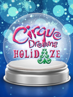 Cirque Dreams: Holidaze at Kraine Theater