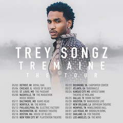 Trey songz at theater at madison square garden at madison square garden new york ny tickets for Joe rogan madison square garden