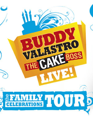 The Cake Boss: Buddy Valastro at NYCB Theatre at Westbury