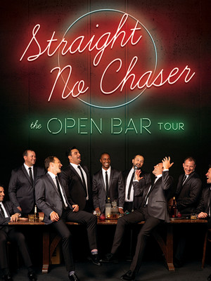 Straight No Chaser at Mccarter Theatre Center