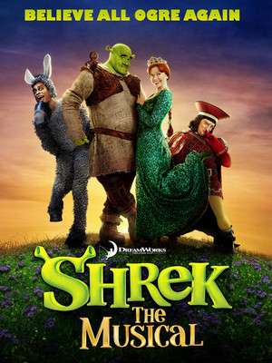 Shrek at Kraine Theater