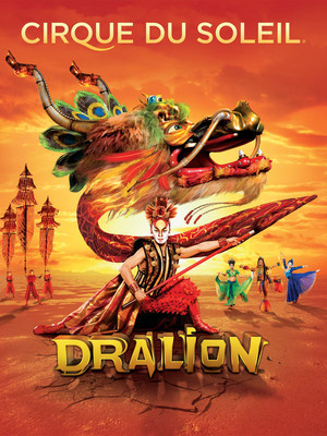 Cirque Du Soleil - Dralion at Kraine Theater