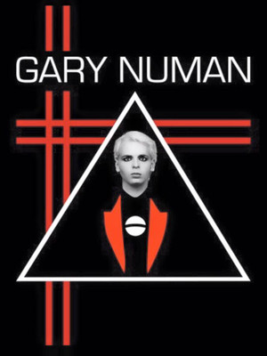 Gary Numan at Music Hall Of Williamsburg