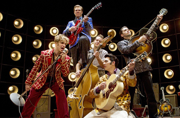 Image result for million dollar quartet paper mill playhouse